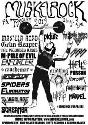 Muskelrock 2012