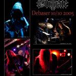 GODHATE – Debaser 10/10 2005