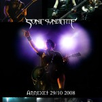 Sonic Syndicate – Annexet 29-10-2008