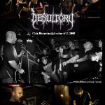 Desultory + Mr. Death –  Anchor  6/11 2008
