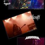 Motörhead, Airbourne & Witchcraft – Hovet 13/12 2008