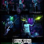 ABRAMIS BRAMA + ELECTRIC MAYHEM – The Cave Rock Club, 5/9 2009