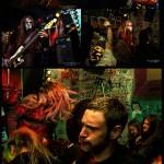 "F.K.Û – Release gig  ""Where moshers Dwell""  Kafé 44 29/8 2009"