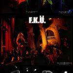 BIBLEBLACK + F.K.Ü. – STHLM Thrashfest – Nalen 8/5 2010
