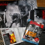 Watain stuff i Rock Hard Magazine