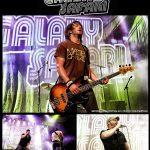 HEAVEN SHALL BURN, GALAXY SAFARI & SEVENTRIBE @ Getaway Festival 2011