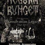DIN BRAD @ Bryggarsalen 22/10 2011
