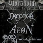 AEON – Sthlm Deathfeast, Kulturhuset 16/5 2012