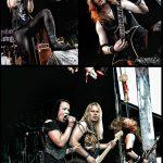 Evil-lÿn –  Metal Magic V – Fredericia, Denmark 14/7 2012