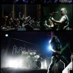 AURA NOIR –  Püssy A Go Go – Nalen 23/11 2012