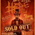 HELL at The Assembly Rooms, Derby, England ~ Pt. I:  Before Showtime