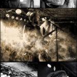 AURA NOIR –  Blastfest [Garage] Bergen, Norway 20/2 2014