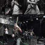 HELLCANNON –  Old Grave Fest (Romanian Thrash Metal Fest 3rd edition) 10/10 2014 @ Fabrica, Bucharest