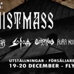 Day 1 at BLACK CHRISTMASS 2014 – Norrköping, Sweden