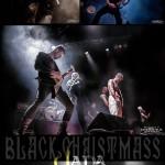 UADA + NEFANDUS – Black Christmass 2014