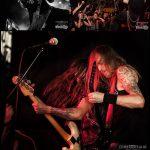 GRAVE – Old Grave Fest (Romanian Thrash Metal Fest 3rd edition) 10-11/10 2014 @ Fabrica, Bucharest