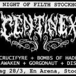 A Night Of Filth – En Arena 28/3 2015