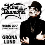 KING DIAMOND – Gröna Lund 25/7 2014
