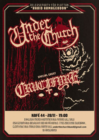 underthechurch