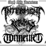 INTERMENT release party + TORMENTED – Copperfields 2/4 2016
