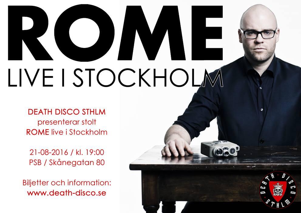 ROME @ Pet Sounds Bar | Stockholm | Stockholms län | Sweden