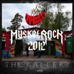 Muskelrock 31/5 – 2/6 2012