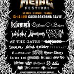 GEFLE METAL FESTIVAL 2018