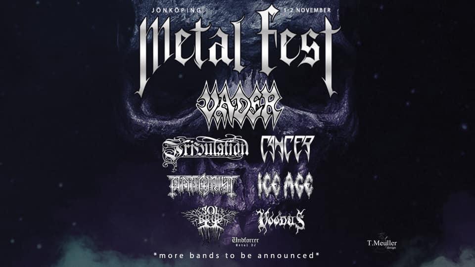 Jönköping Metal Fest - Norrahammar Folkets Hus @ Norrahammars Folkets Hus