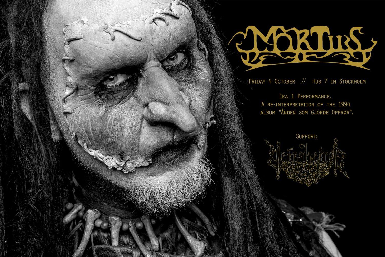 Mortiis + Vetraheimr @ Hus 7